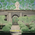 Garten Palazzo Sacchetti