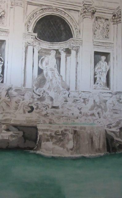 Trevi-Brunnen